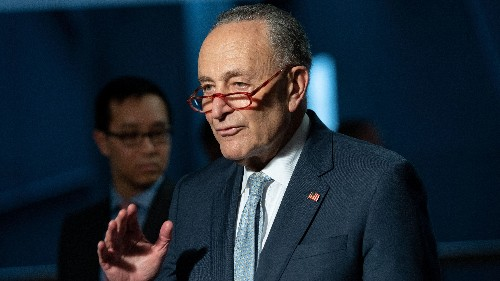 Schumer Calls For Hazard Pay For Frontline Workers In Coronavirus Fight