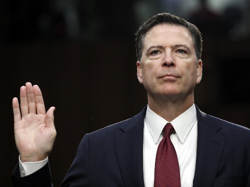 Comey Vows To Resist Subpoena From House Republicans For Closed-Door Testimony