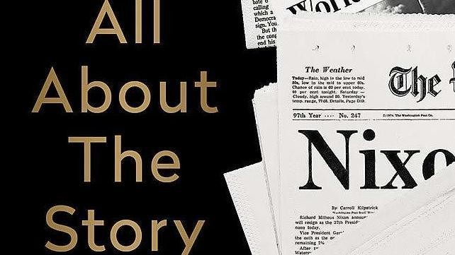 'All About The Story' Is A History Of Newspapering — And A Primer On Media Ethics