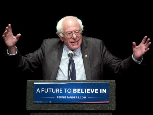 Leaked Democratic Party Emails Show Members Tried To Undercut Sanders