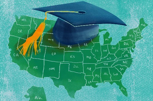 Congress Changed 529 College Savings Plans, And Now States Are Nervous