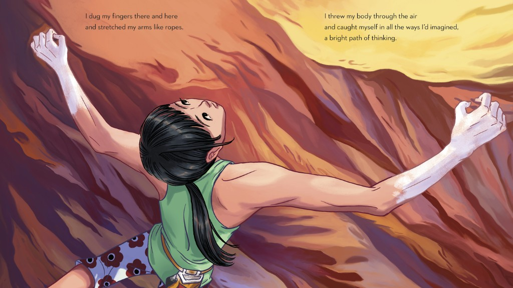 This Book Teaches Kids 'How To Solve A Problem' Like A Rock Climber Would