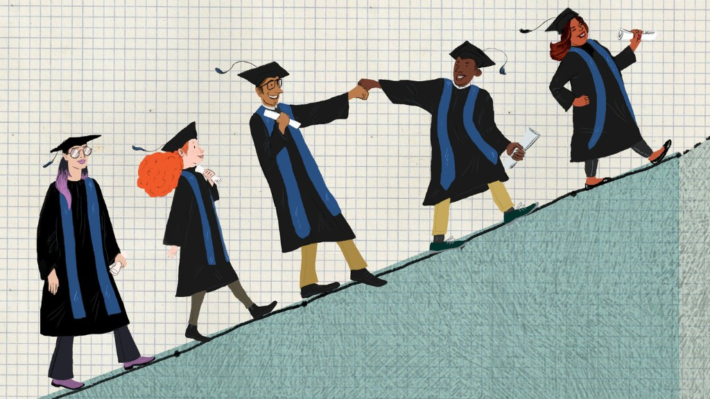 College Completion Rates Are Up, But The Numbers Will Still Surprise You