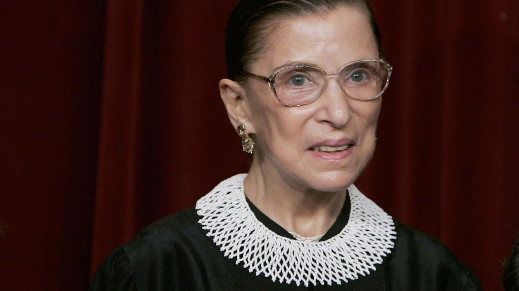 Pathmarking The Way: Ruth Bader Ginsburg's Lifelong Fight For Gender Equality