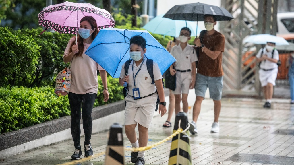 PHOTOS: How Hong Kong Reopened Schools — And Why It Closed Them Again