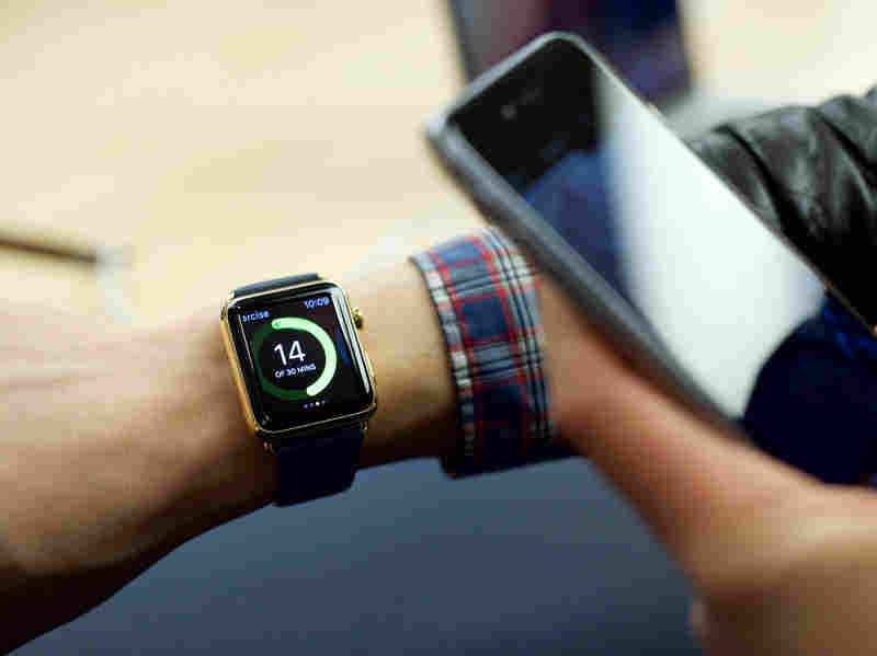 Apple's Watch: A Timepiece Designed To Give You Back Your Time
