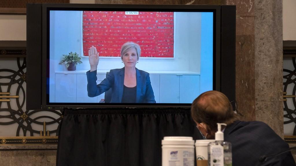 Sally Yates, Defending DOJ, Says Michael Flynn Talks Neutered U.S. Russia Policy