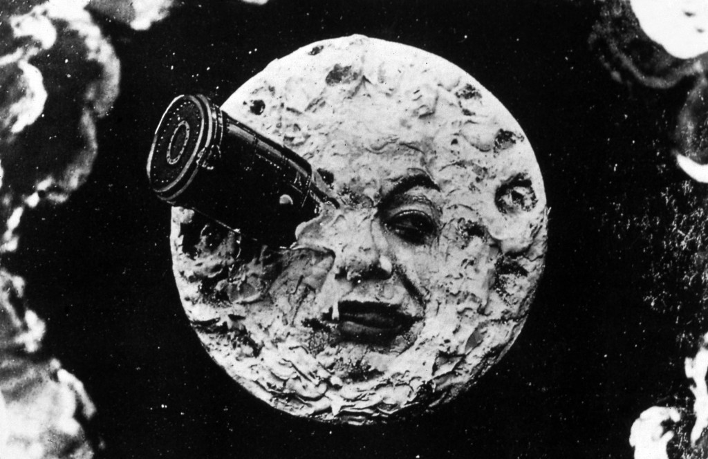 Hollywood Shoots The Moon: 117 Years Of Lunar Landings At The Movies