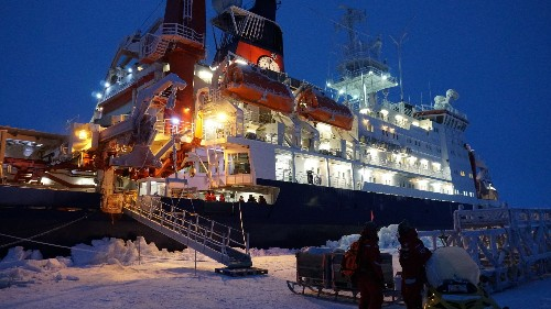 Pandemic Delays Return Of Arctic Researchers