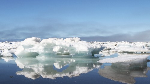 As July's Record Heat Builds Through August, Arctic Ice Keeps Melting