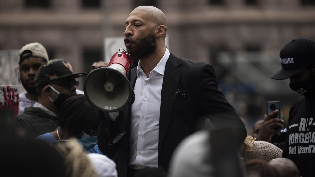Sports Figures Add Their Voices To Those Of Angry Protesters