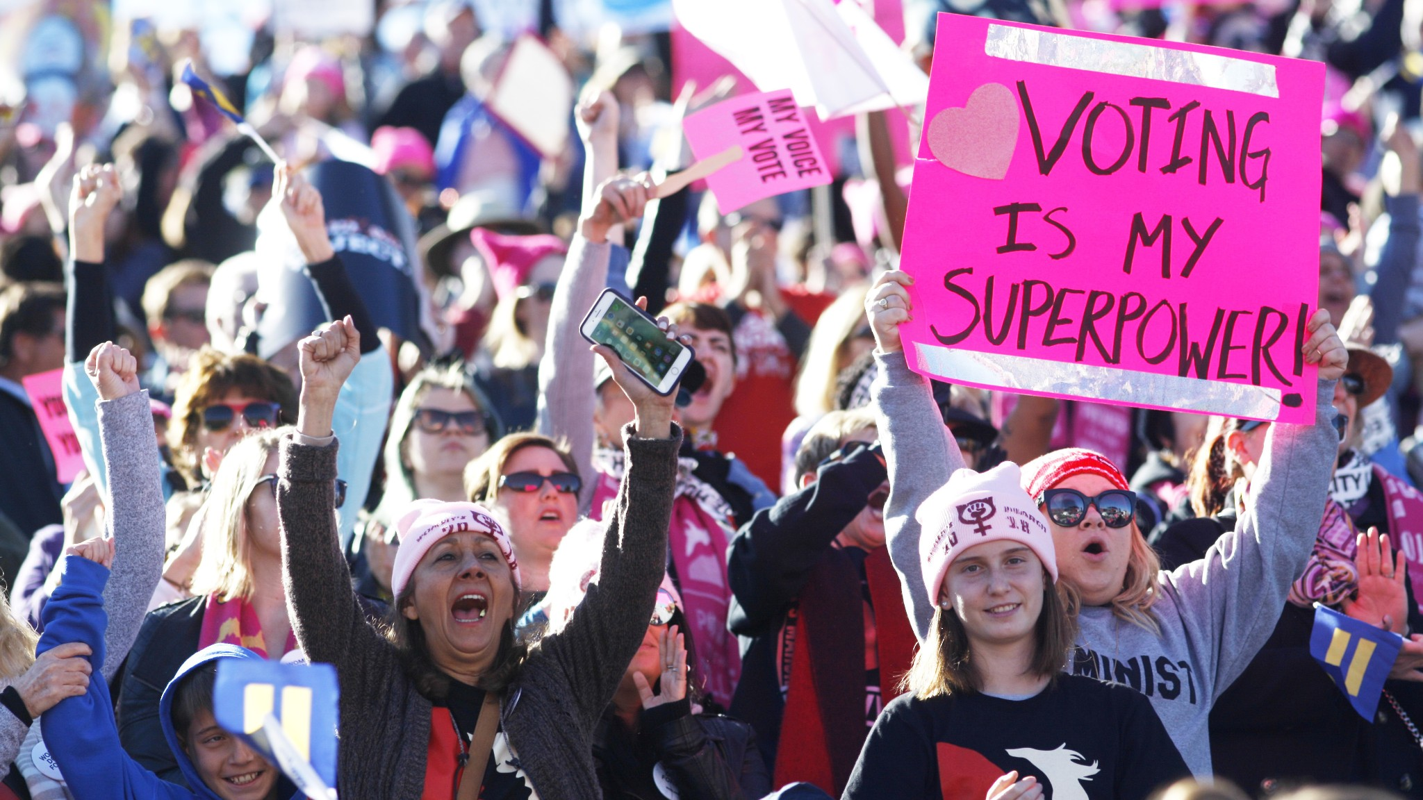 More Than Twice As Many Women Are Running For Congress In 2018 Compared To 2016