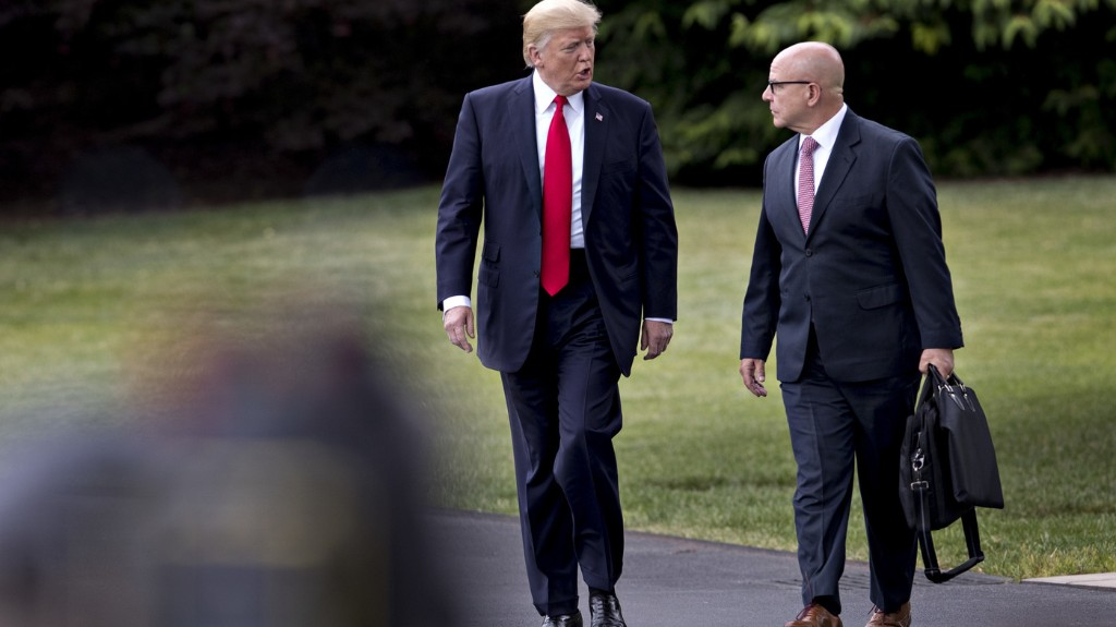 Latest Tell-All, By Former National Security Adviser McMaster, Is Not All About Trump