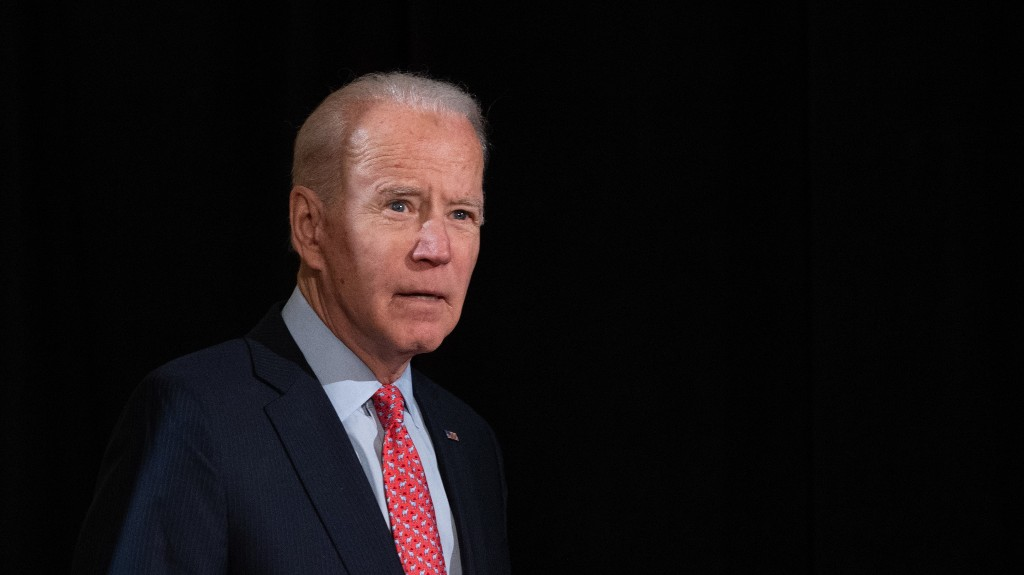 Trump Says Biden Call On Virus Response Was 'Very Friendly'