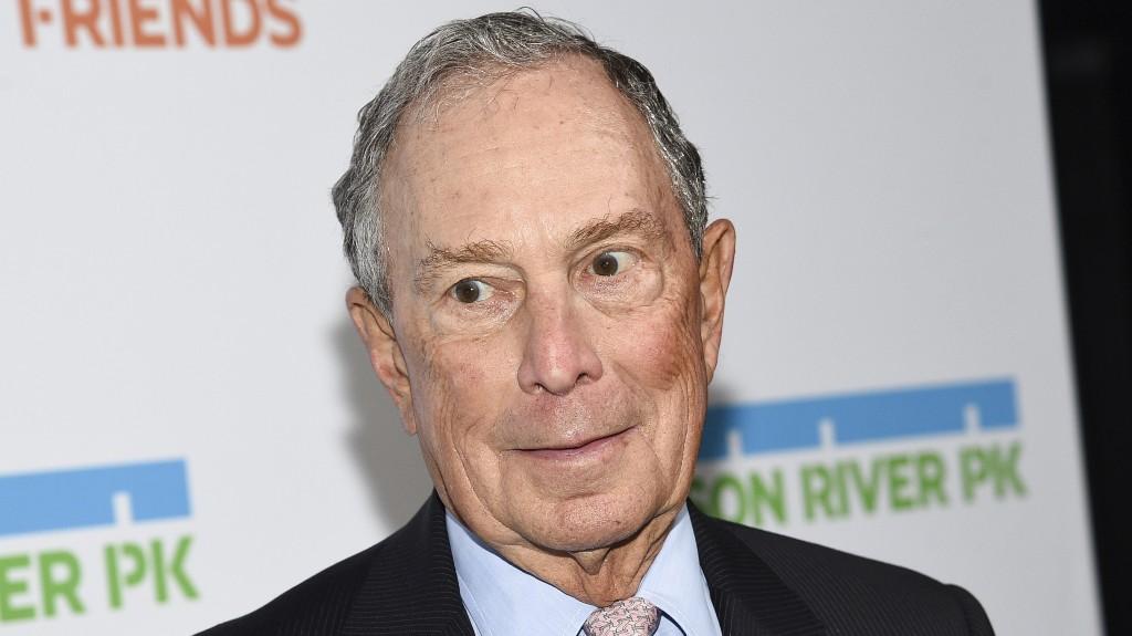Former New York Mayor Bloomberg Reopens Door To 2020 Presidential Run