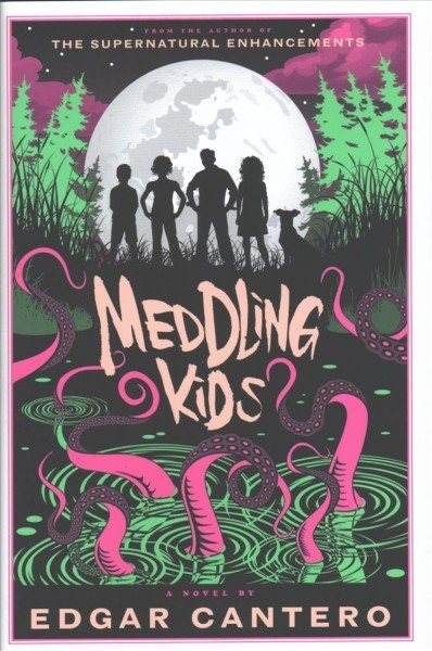 In 'Meddling Kids,' The Scooby Gang Grows Up — Hard