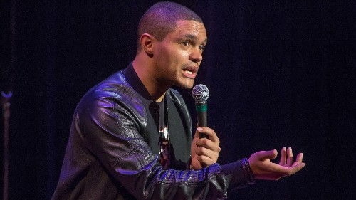 New 'Daily Show' Host Trevor Noah Tries Out Jokes About Racism, Ebola