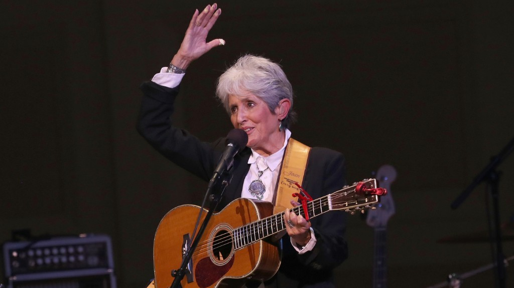 Joan Baez, Bruce Cockburn, Odetta And More On Mountain Stage's Holiday Special