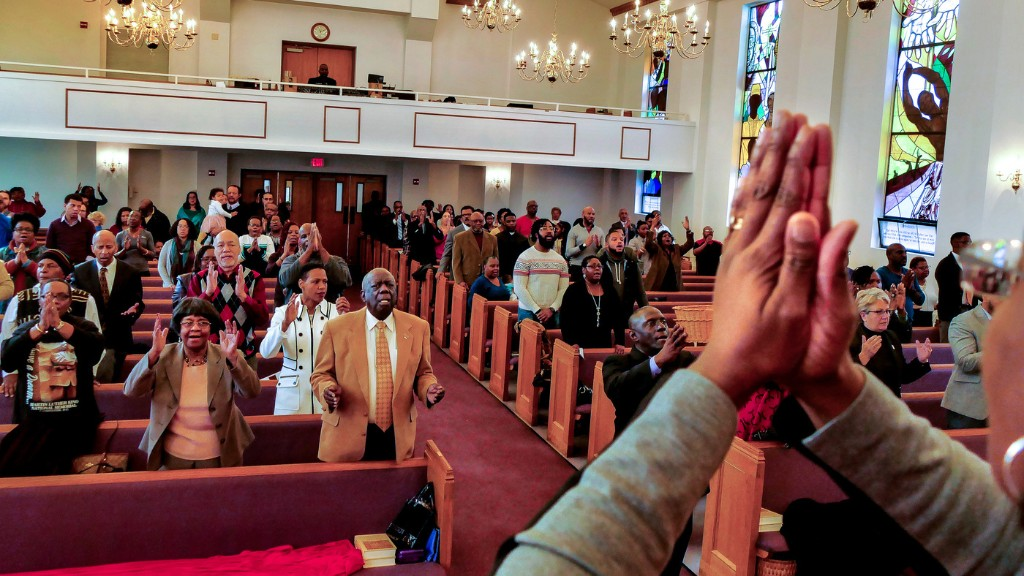 Evangelical Christians Grapple With Racism As Sin