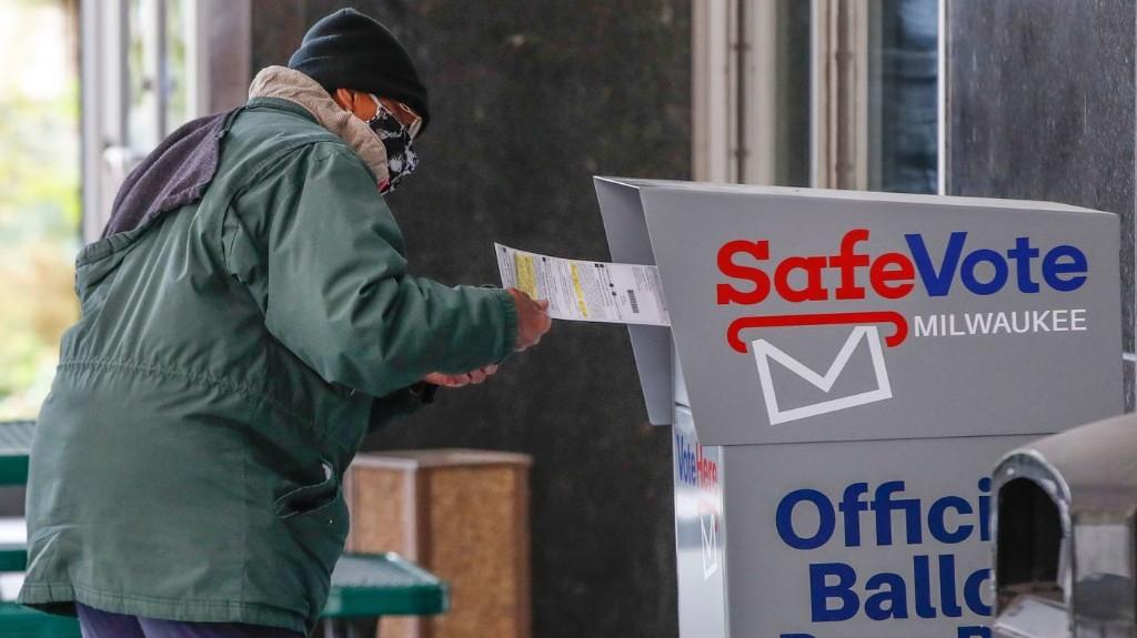 Supreme Court Blocks Wisconsin's Ballot Extension Plan