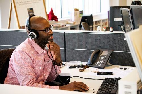Faces Of NPR: Rodney Carmichael