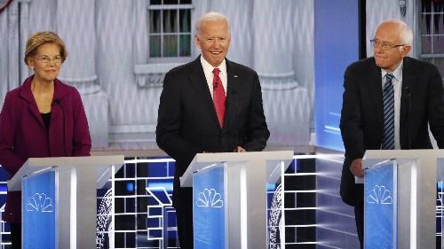 7 Democrats Qualify For December Primary Debate