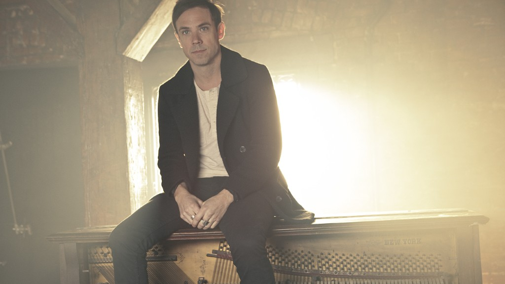 The Airborne Toxic Event's Mikel Jollett Writes His Story In Words And Music