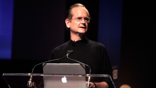 'Fanciful'? Meet Lawrence Lessig, The Candidate With A Single Issue