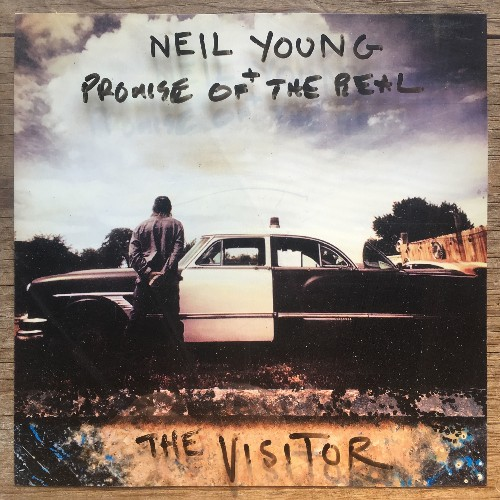 Review: Neil Young & Promise Of The Real, 'The Visitor'