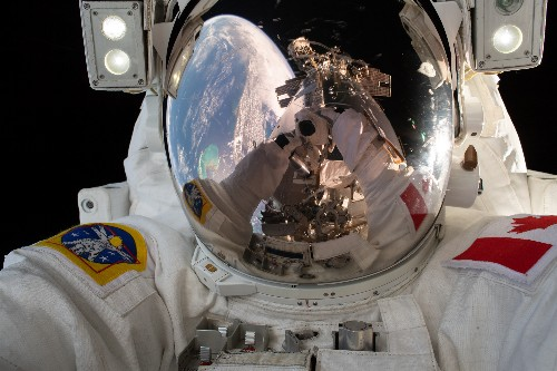 As NASA Aims For The Moon, An Aging Space Station Faces An Uncertain Future