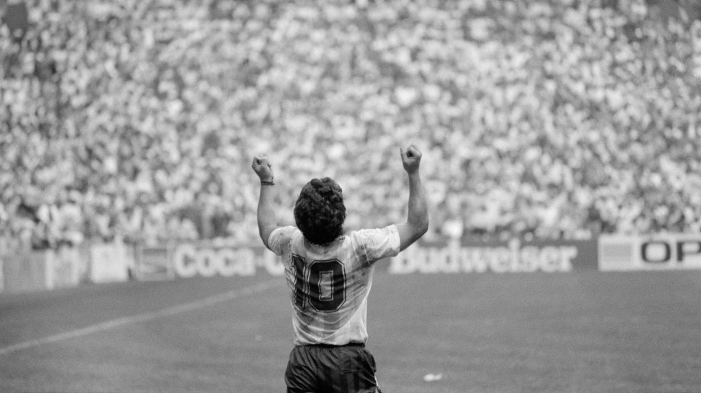 Photos: Remembering Maradona, Latin America's Patron Saint Of The Pitch