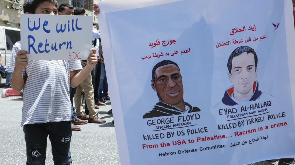Israeli Police Killing Of Palestinian Leads To Apologies And Echoes Of The U.S.