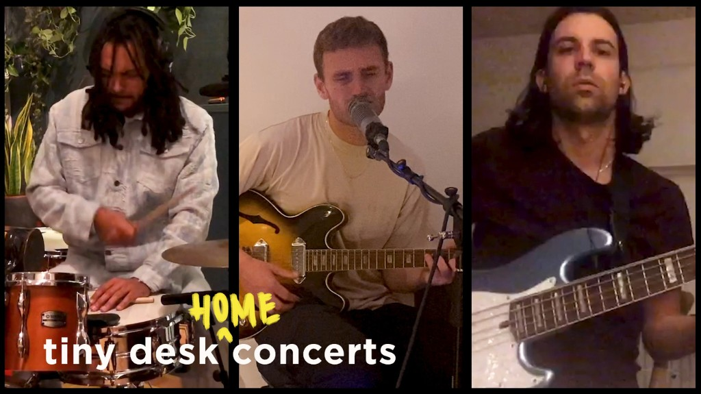 Tom Misch And Yussef Dayes: Tiny Desk (Home) Concert
