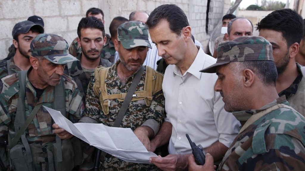 U.S., Russia Working On A Plan To Coordinate Bombing In Syria