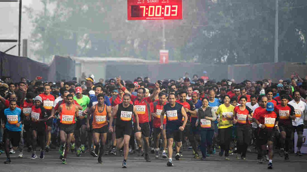 The Decreasing Loneliness Of The Indian Long-Distance Runner