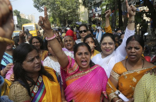 Government Official Resigns As #MeToo Movement Gathers Force In India