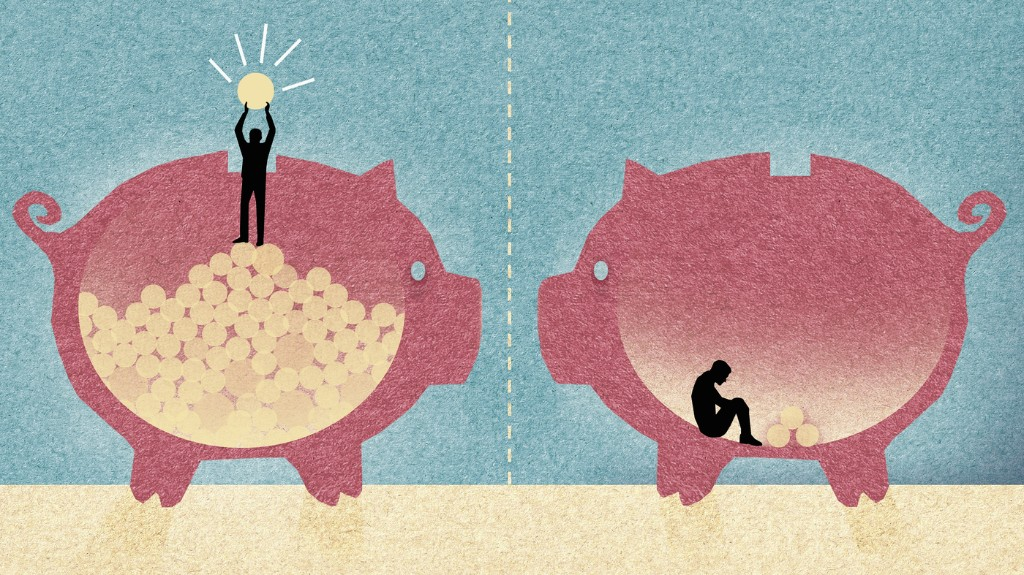 Why Nobody Feels Rich: The Psychology Of Inequality