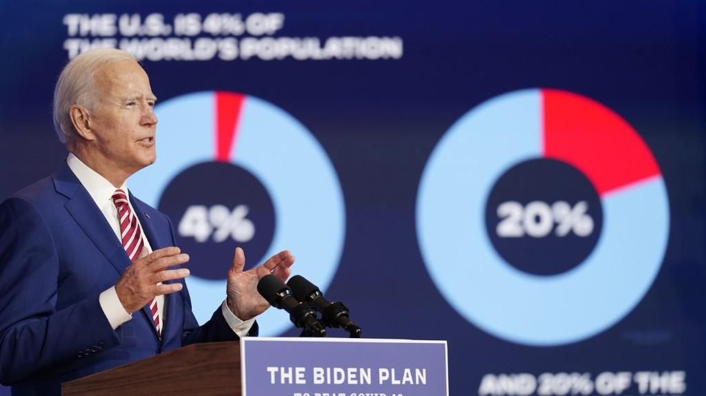 With Debates Behind Them, Biden And Trump Enter The Final Stretch Before Election Day