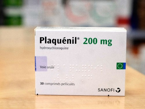 Clinical Trials Set To Determine If Anti-Malaria Drug Effective Against COVID-19