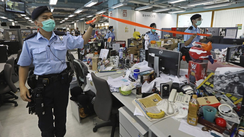 Beijing Attempts To Remake Hong Kong In Its Image As National Security Law Takes Hold