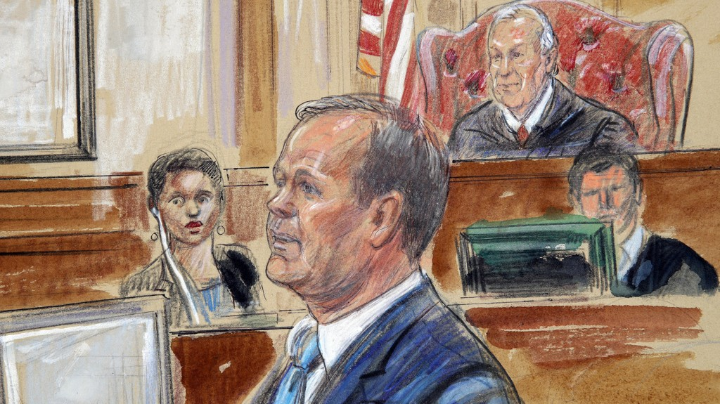 Rick Gates, Key Witness In Mueller Investigation, Sentenced To 45 Days In Jail