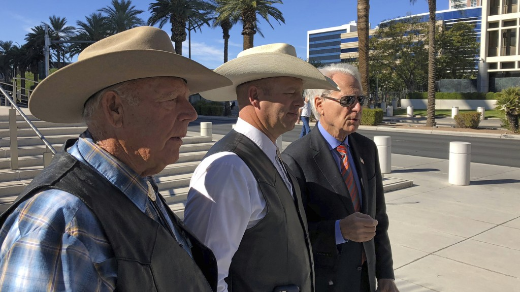 Federal Appeals Court Upholds Dismissal Of Cliven Bundy Case