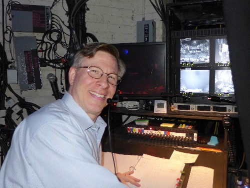 Stage Managers: You Can't See Them, But Couldn't See A Show Without Them
