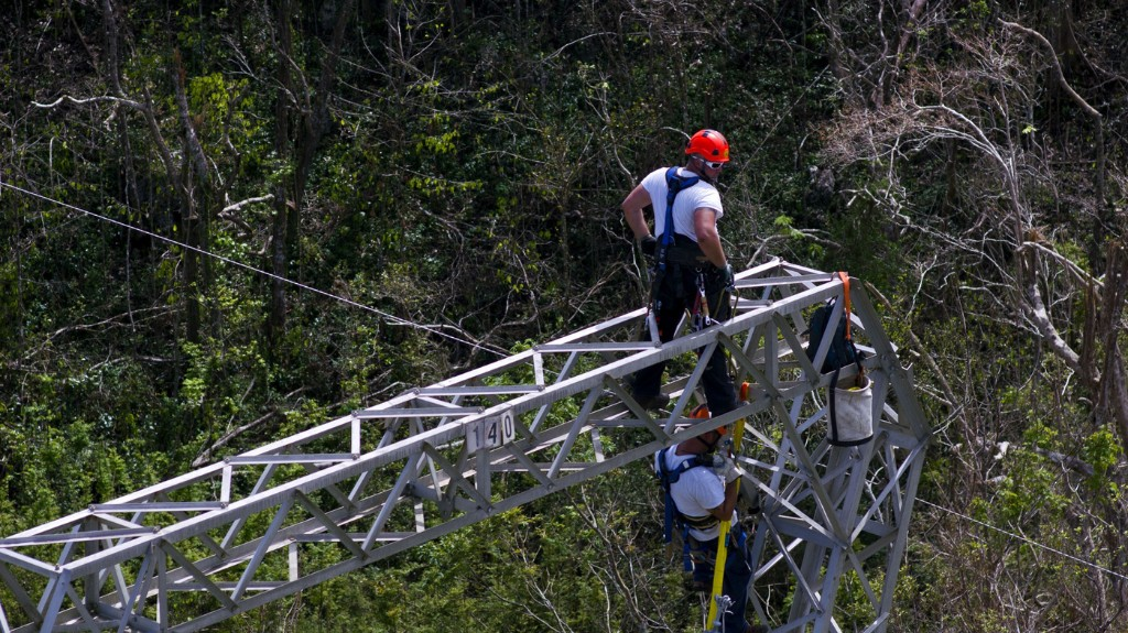 Trump Administration Announces Nearly $13 Billion In Aid For Puerto Rico