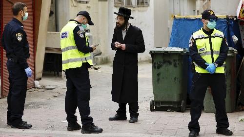 Israel's Defense And Spy Agencies Step Up Anti-Coronavirus Efforts