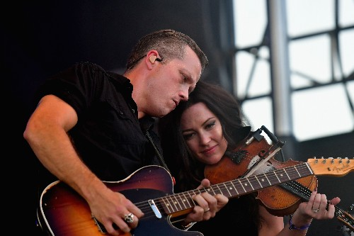 Naming The Beast: Jason Isbell And Amanda Shires On Speaking Up In 2017