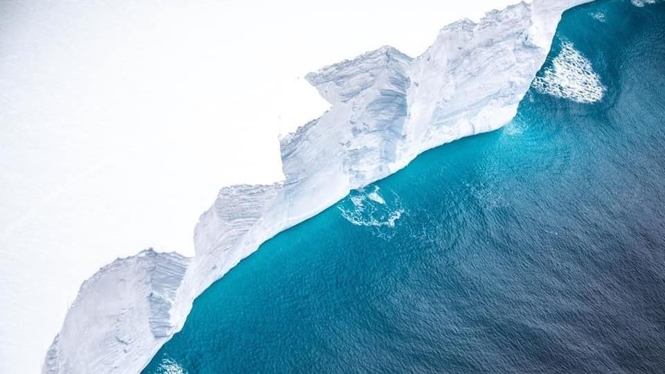 Photos Capture World's Largest Iceberg As It Heads Toward South Atlantic Island