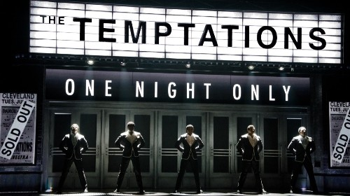 'I Lived Through All That?': The Temptations Musical Hits The High And The Low Notes