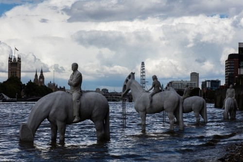 Set In Stone But Ever-Changing: Sculptures Reshaped By The Tides