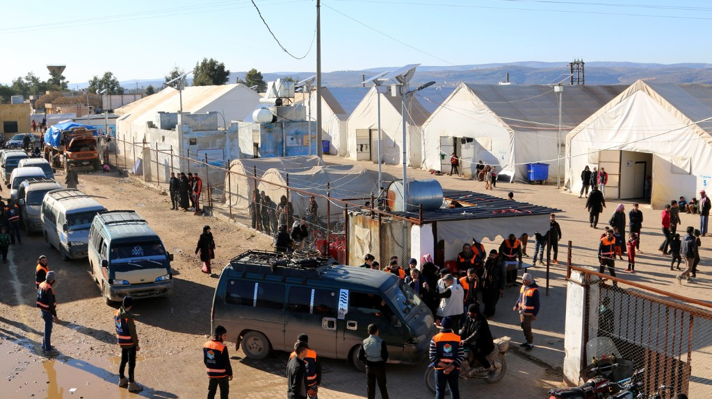 At The U.N., Russia Forces Reduced Access For Aid To Syrians